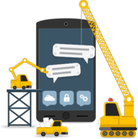 Construction_smartphone